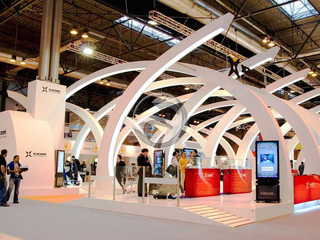 Xacom Stand Manufacturing