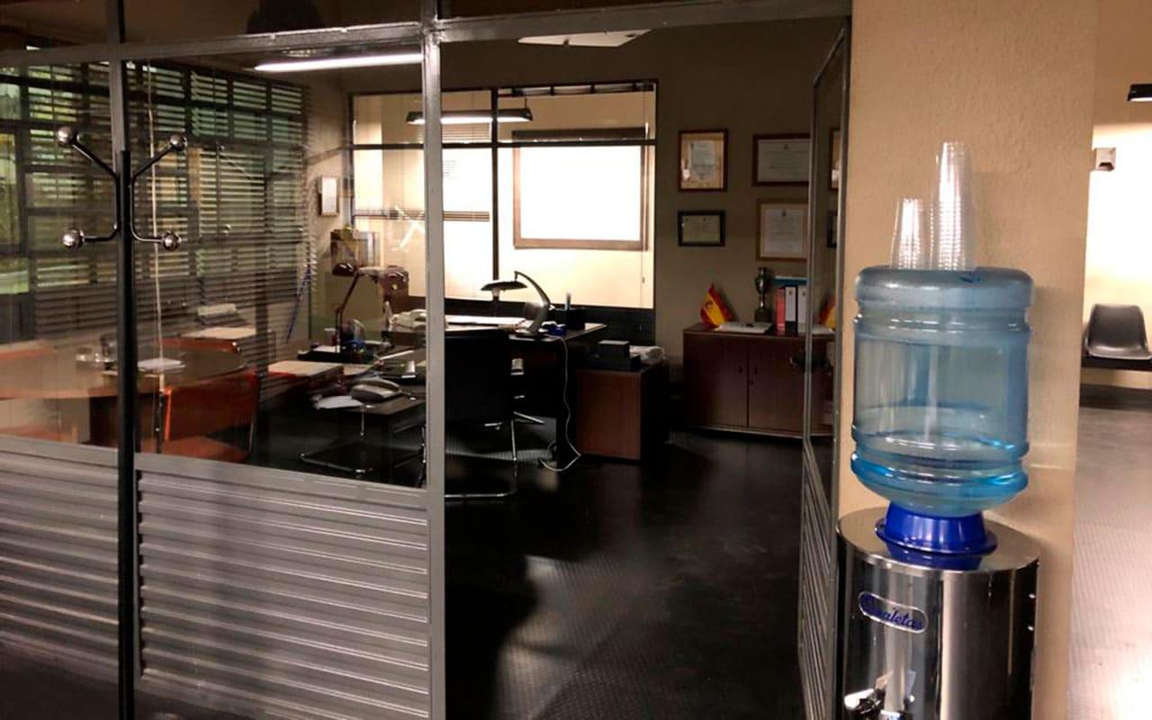 Caronte despacho