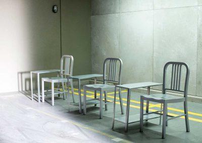 Mesa de visitas cárcel 3