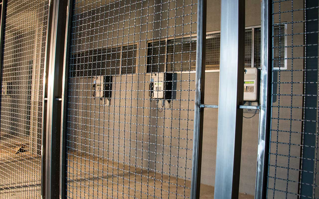 Teléfonos cárcel