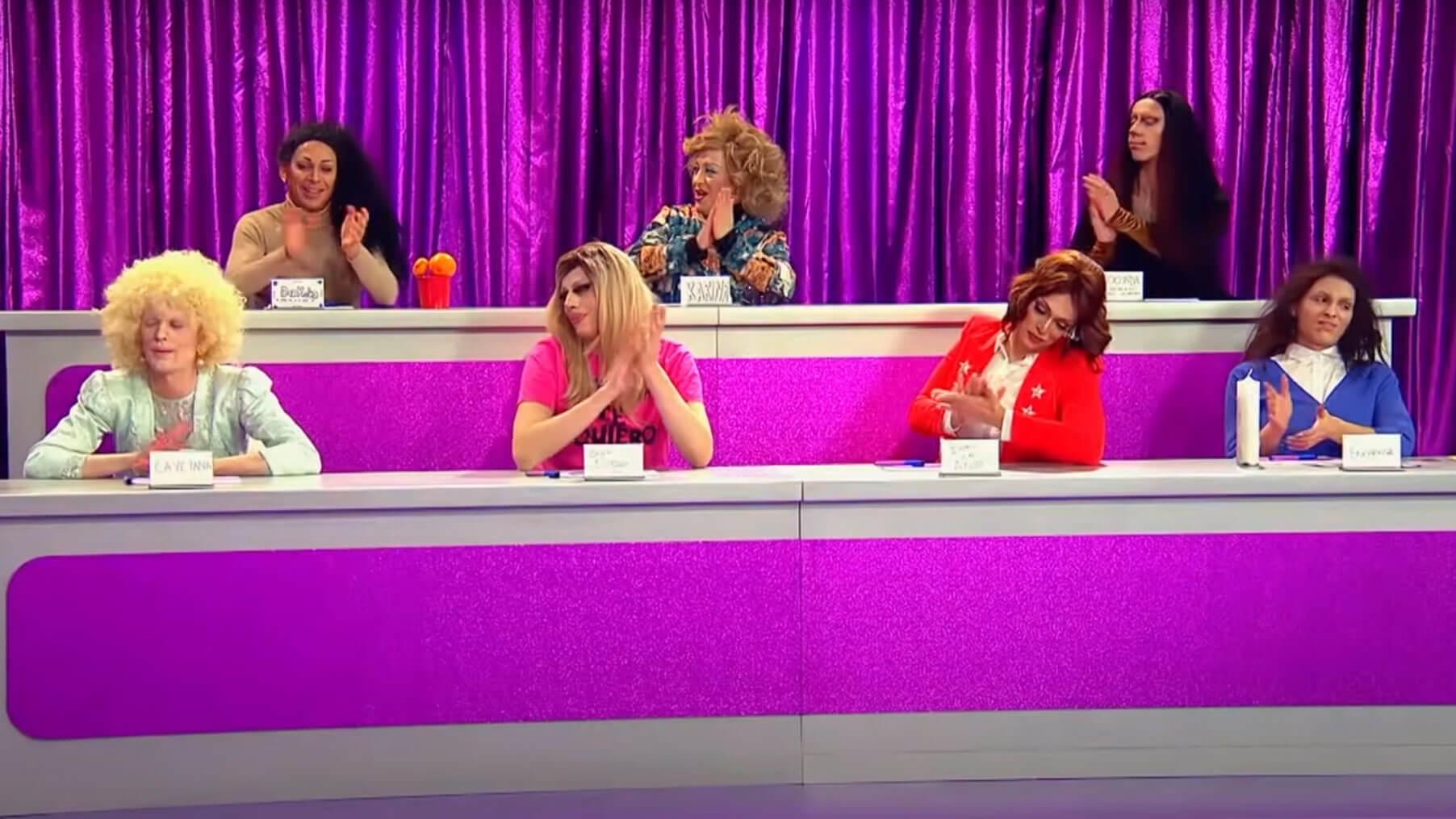 Drag Race concurso drag queen